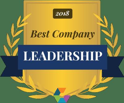 Comparably Best Company Leadership 2018
