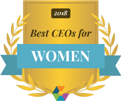 Comparably CEO for Women