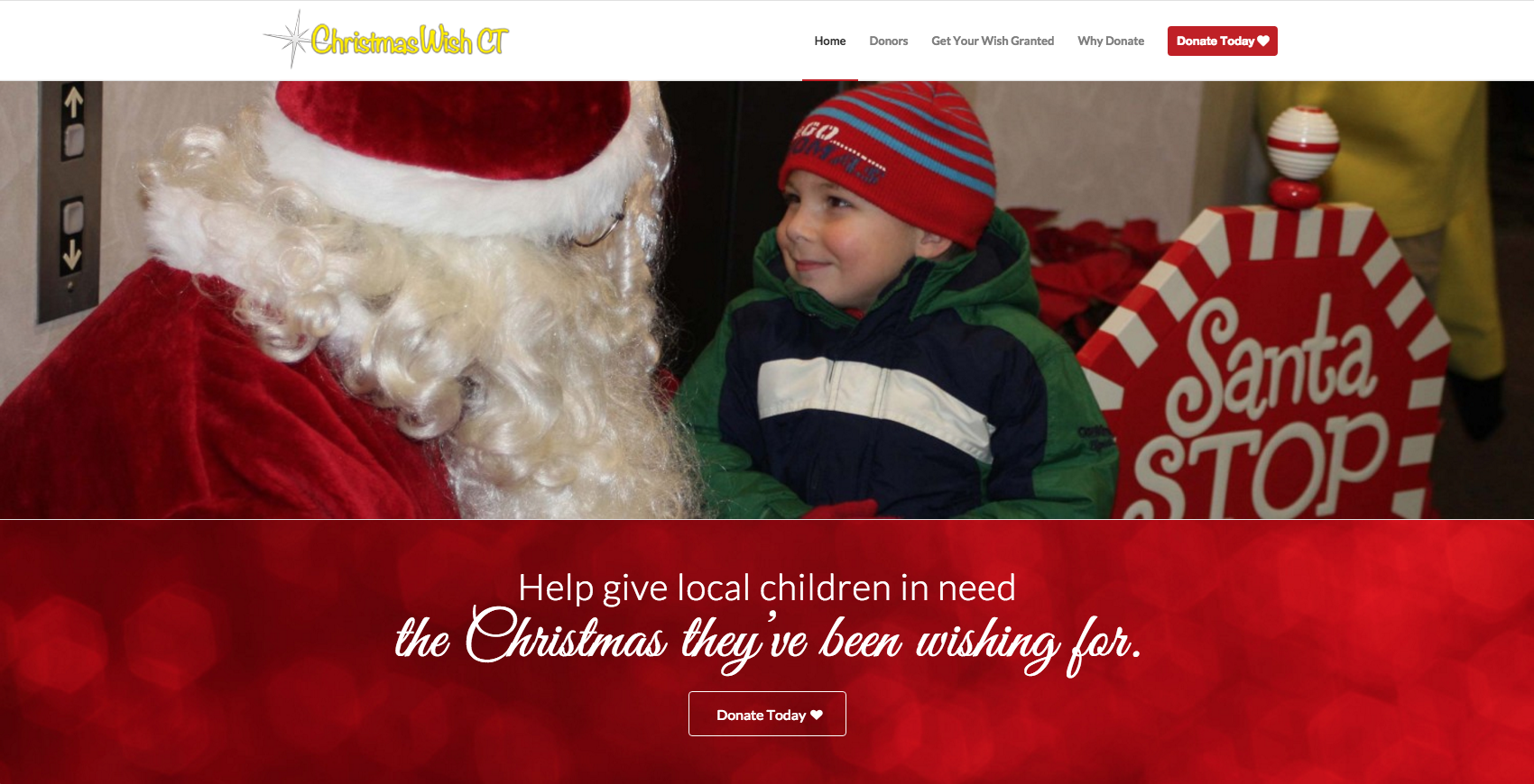 IMPACT Joins Forces With Christmas Wish CT for the Holiday Season!
