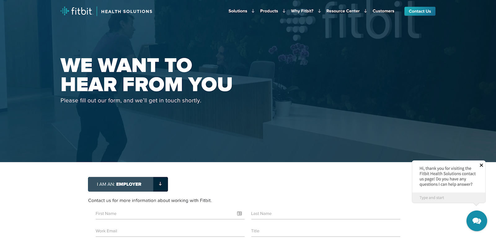 25 Best Contact Us Page Examples To Inspire Yours Updated