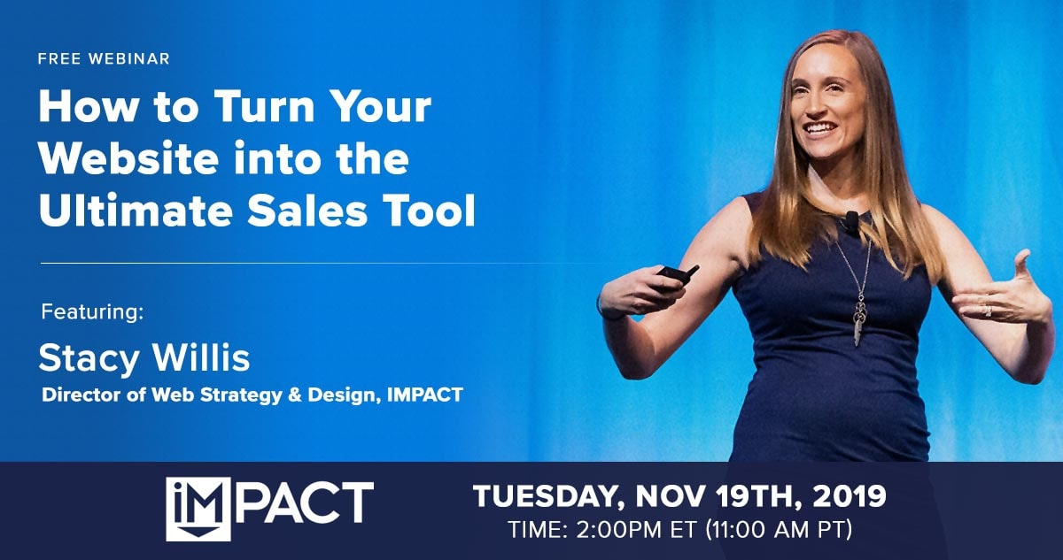 How to Turn Your Website into the Ultimate Sales Tool
