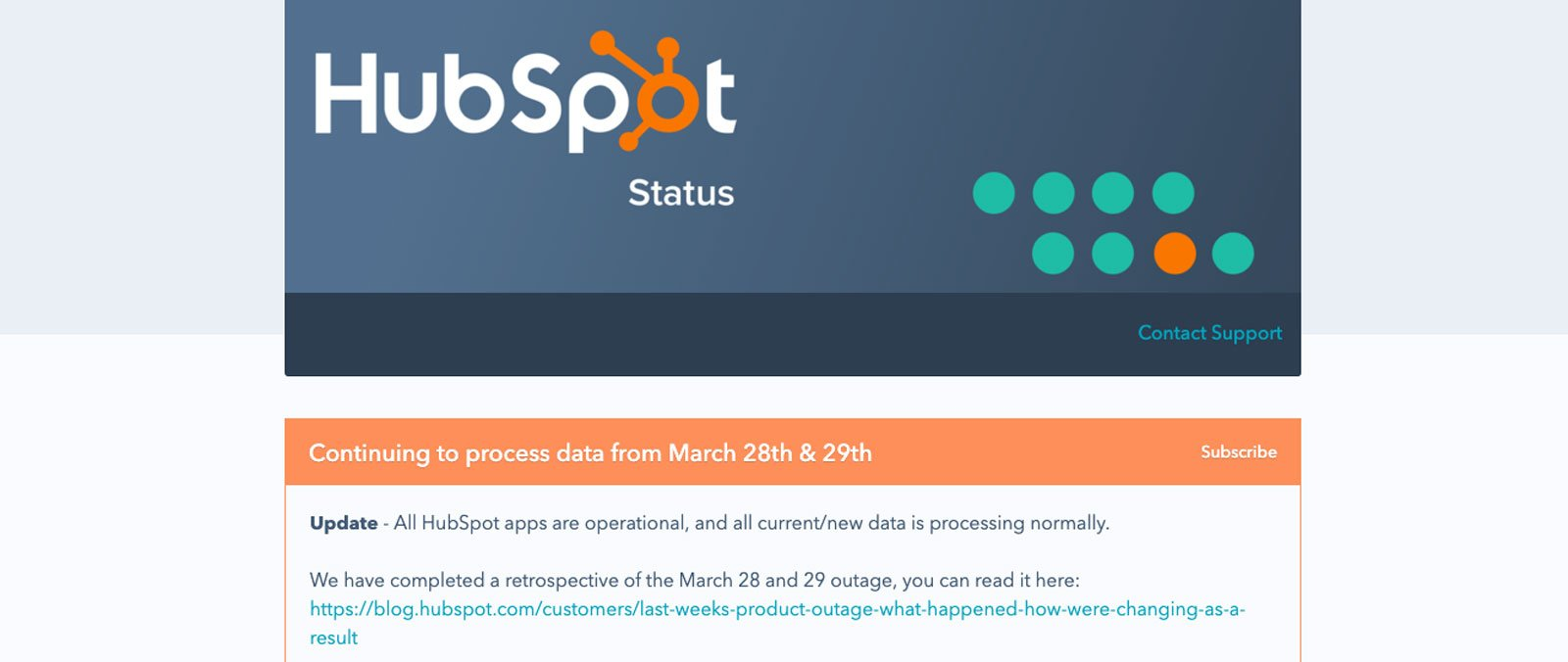 A Breakdown of HubSpot's Outage Retrospective for the Non-Technical User