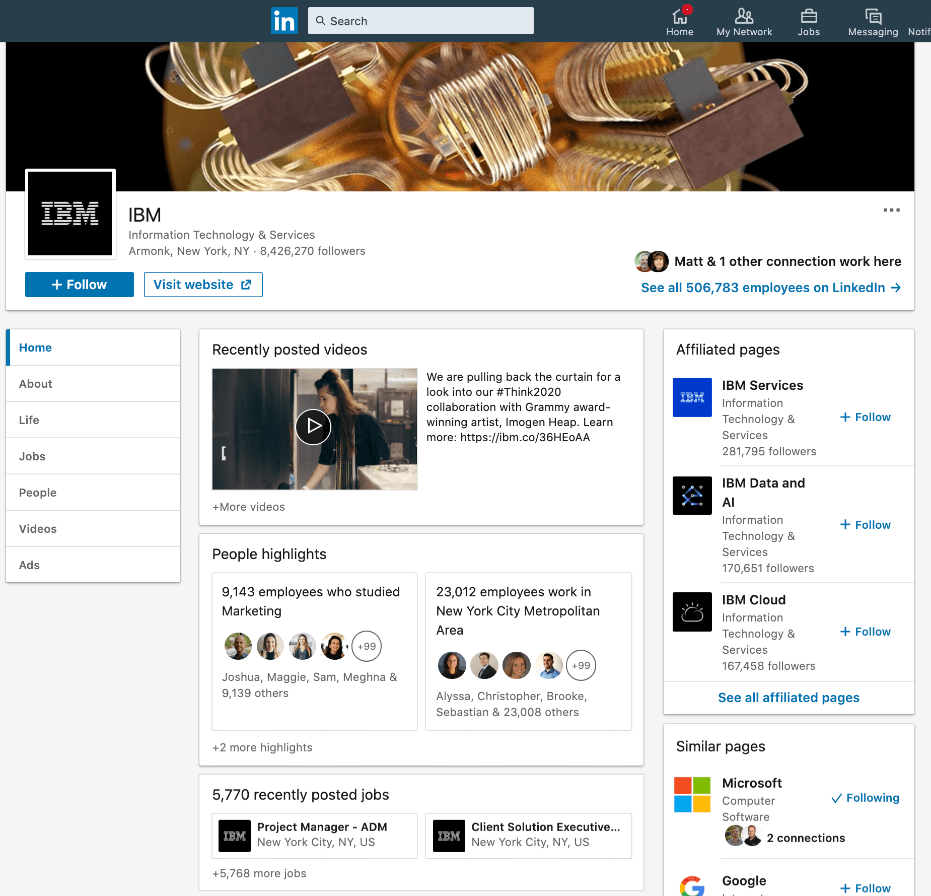 IBM_Overview_LinkedIn