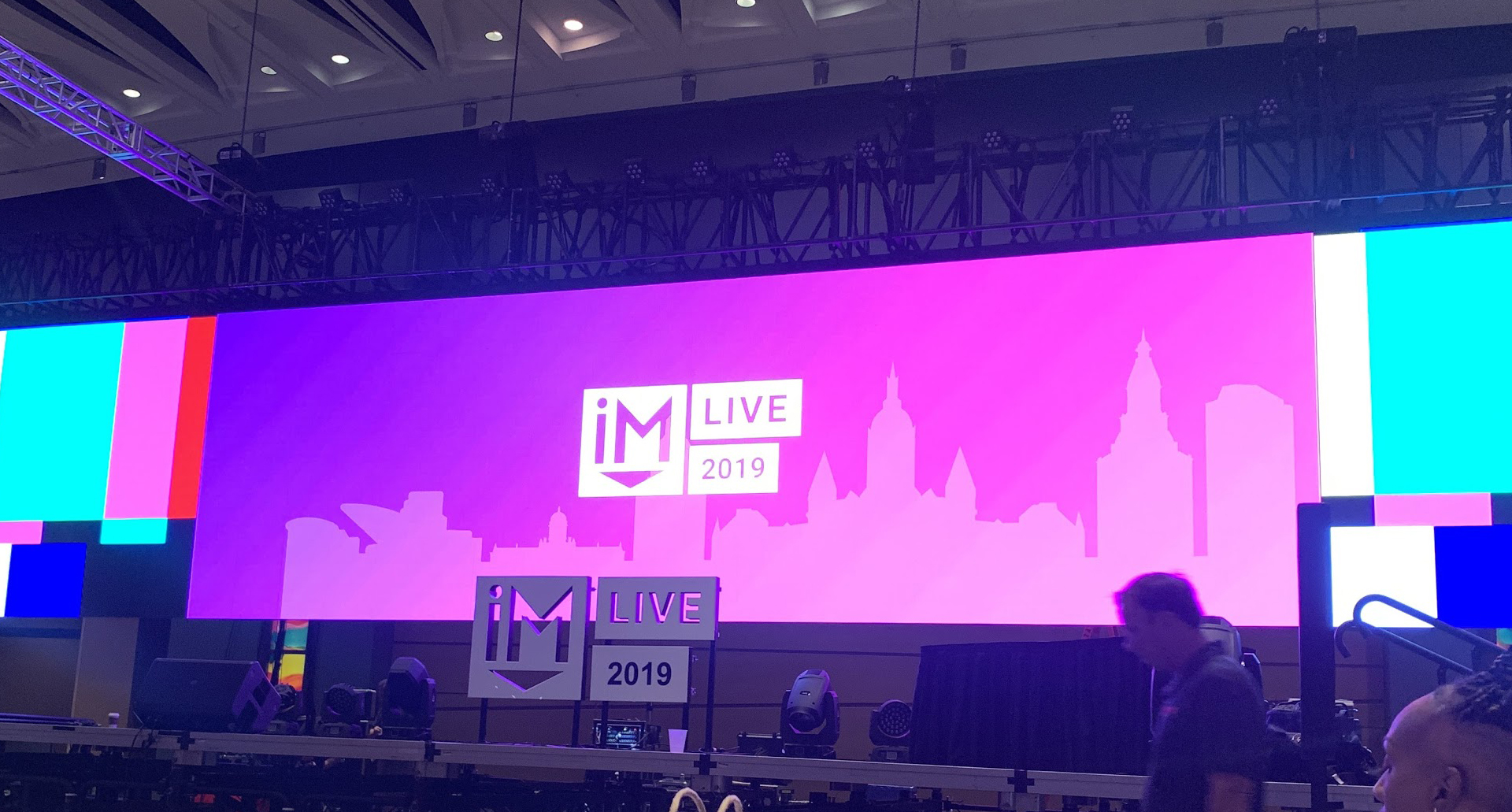 Inside the #IMLive19 Opening Video: How We Pulled Off a 2-Month Process in 2 Weeks