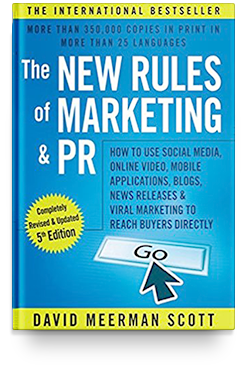 The New Rules of PR and Marketing