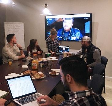 IMPACT Remote Team Meeting