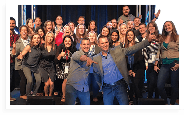 IMPACT Hubspot 2017 Partner of the Year