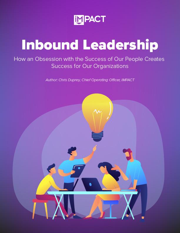 Inbound Leadership