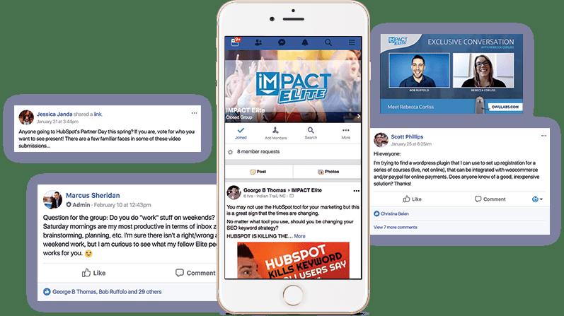 IMPACT Elite Facebook