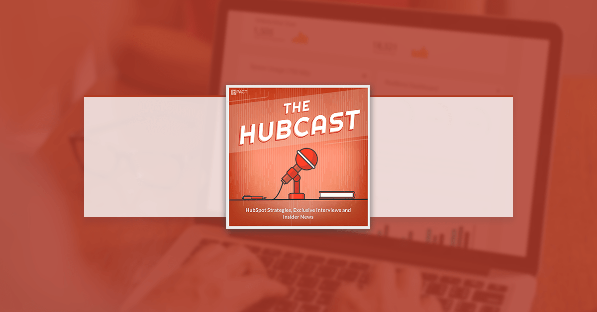 Hubcast 38: Leveraging a Podcast for your Content Marketing & Booking the Speaking Gigs of Your Dreams