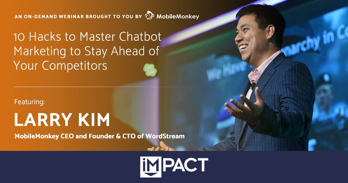 10 Hacks to Master Chatbot Marketing & Stay Ahead of Your Competitors