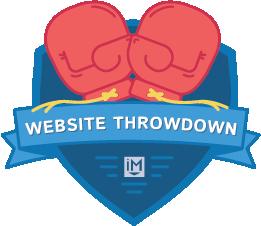 Website Throwdown