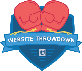 Website Throwdown