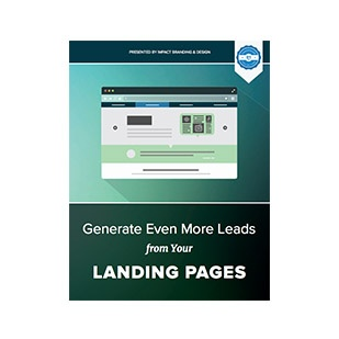 Inbound Marketing Ebook - IMPACT Conversion Collection - Generate Even More Leads from Your Marketing Landing Pages