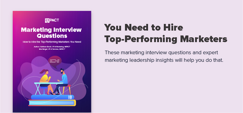 The Ultimate Marketing Interview Questions List