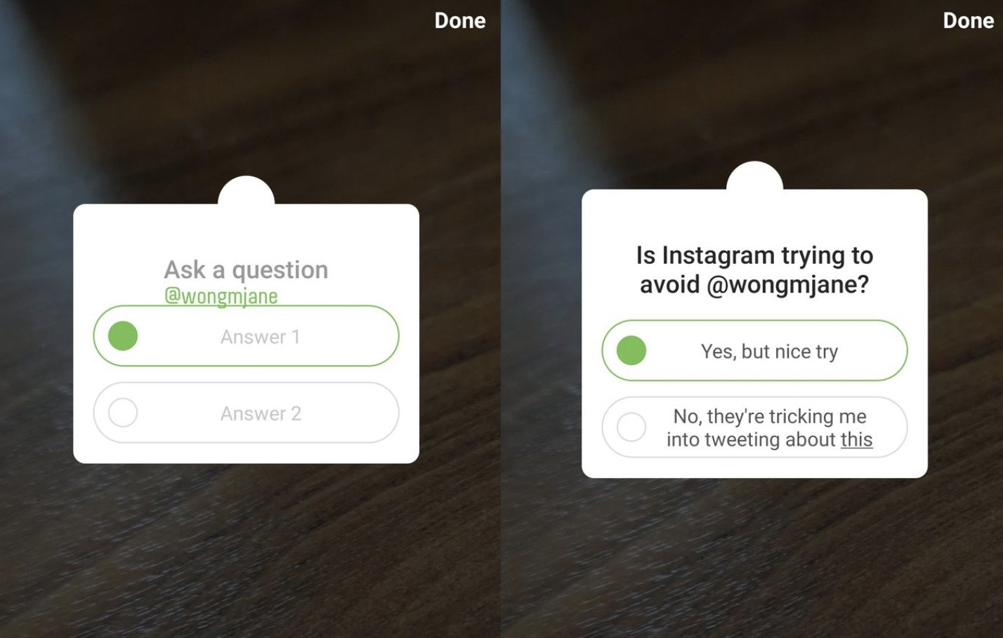 Instagram Testing Quiz Stickers in Stories to Further Boost Engagement