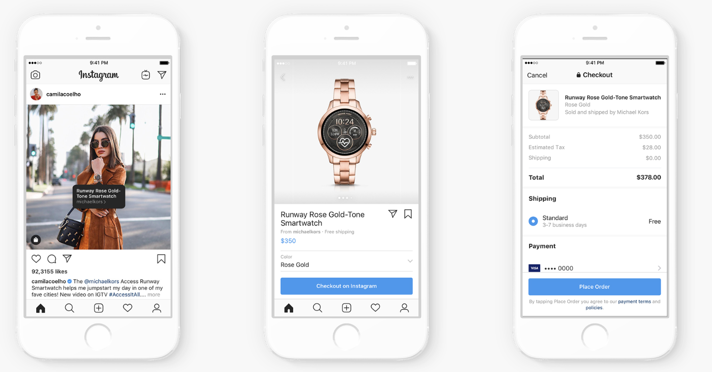 Instagram Checkout Making It Easier to Buy Products You See from Influencers