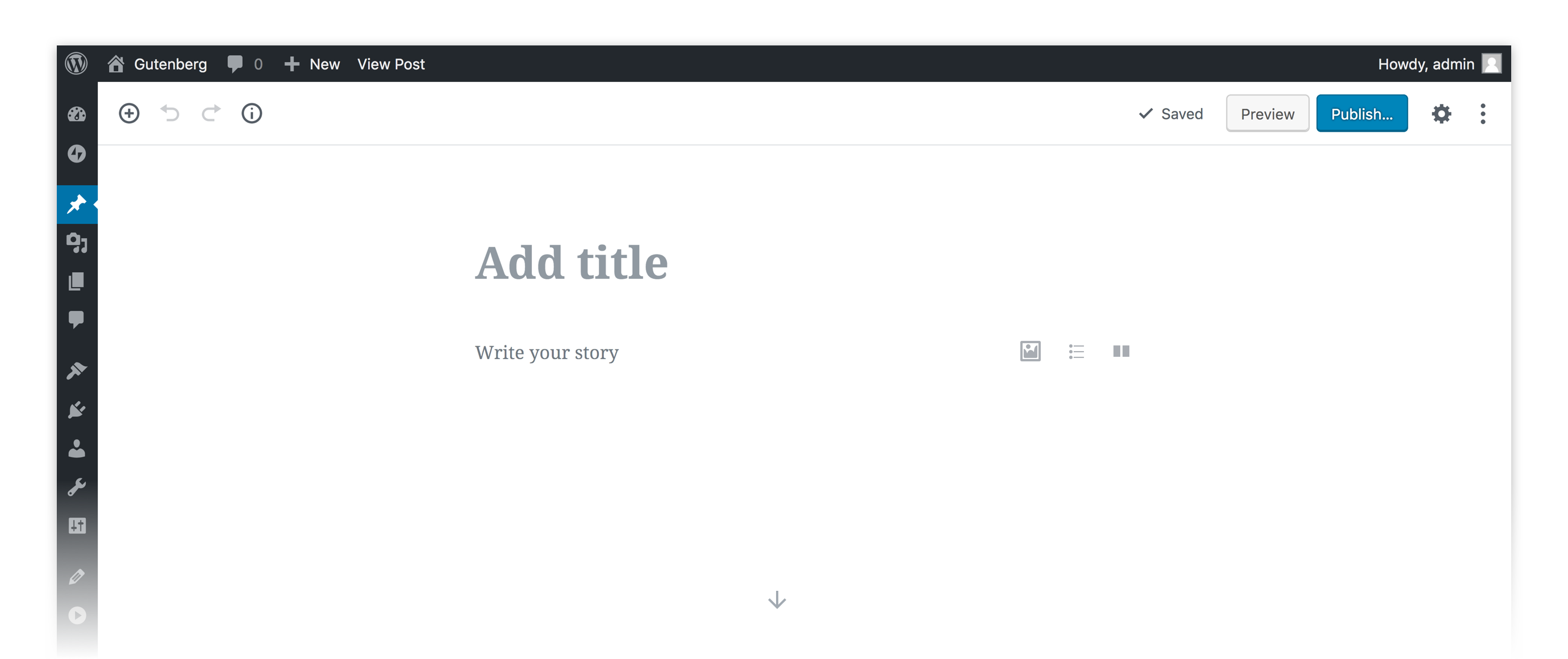 Meet Gutenberg! The New Editor From WordPress