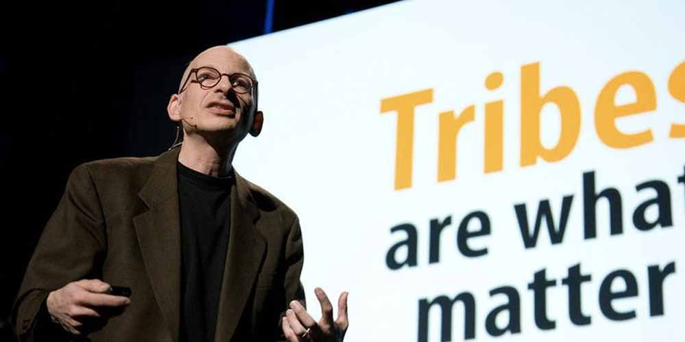 Seth Godin's 3 keys for leading a tribe [TED Talk]