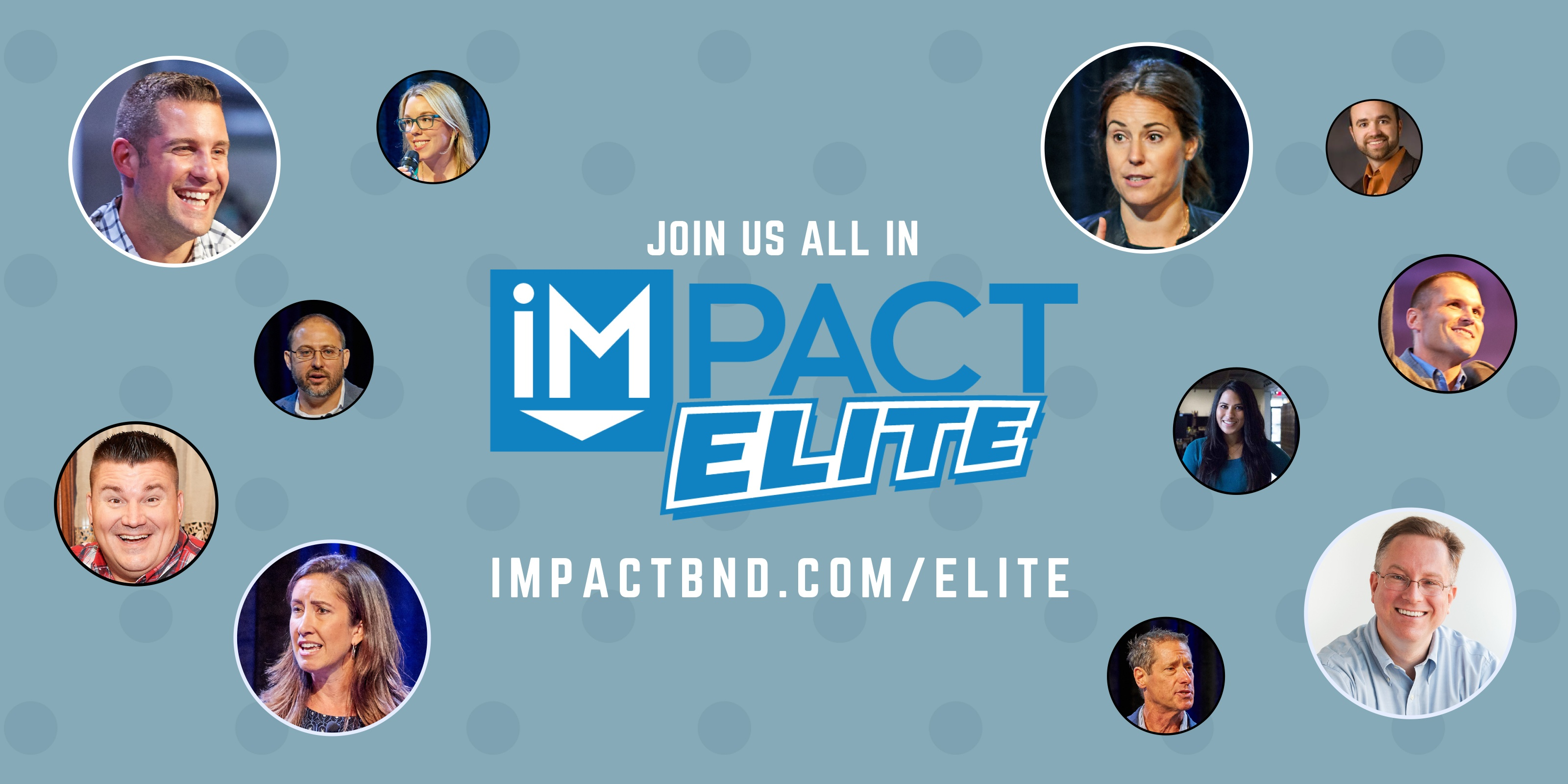 IMPACT Elite: Where The Sharpest Minds in Marketing Are Hanging Out