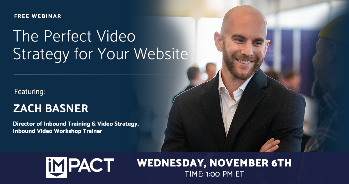 The Perfect Video Strategy for Your Website