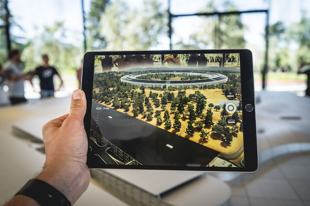 Apple's 'Quick Look' updates allow retailers to sell via augmented reality