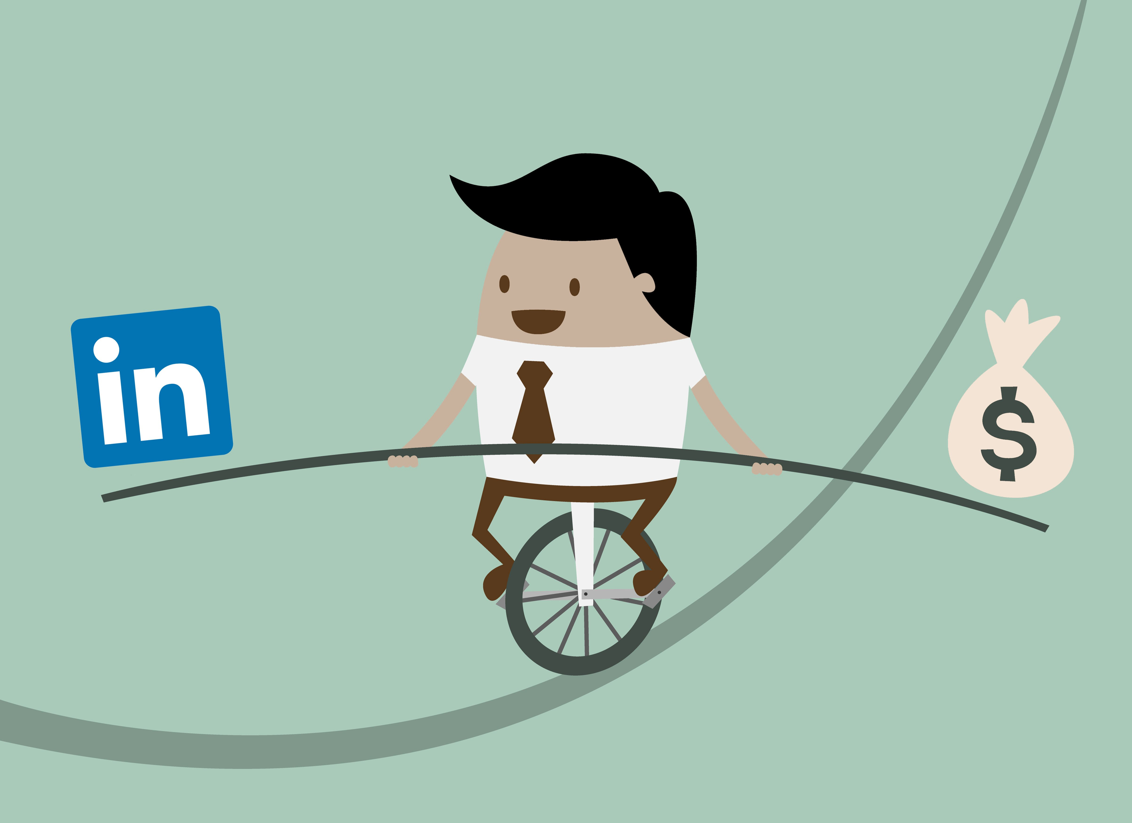 Are LinkedIn ads really worth paying for?