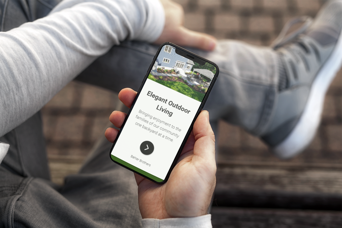 Local landscaping company sees 33X ROI with IMPACT paid ads strategy