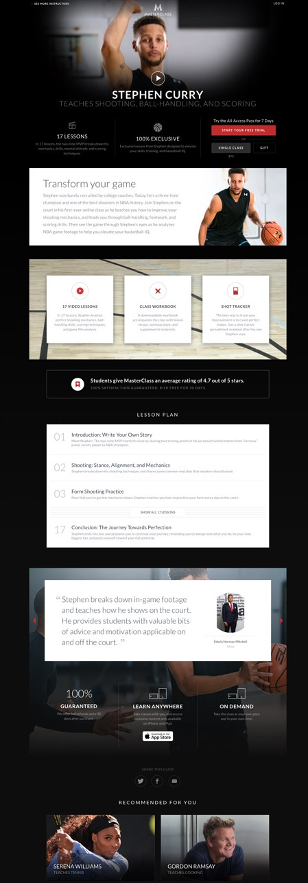 landing-page-examples-masterclass