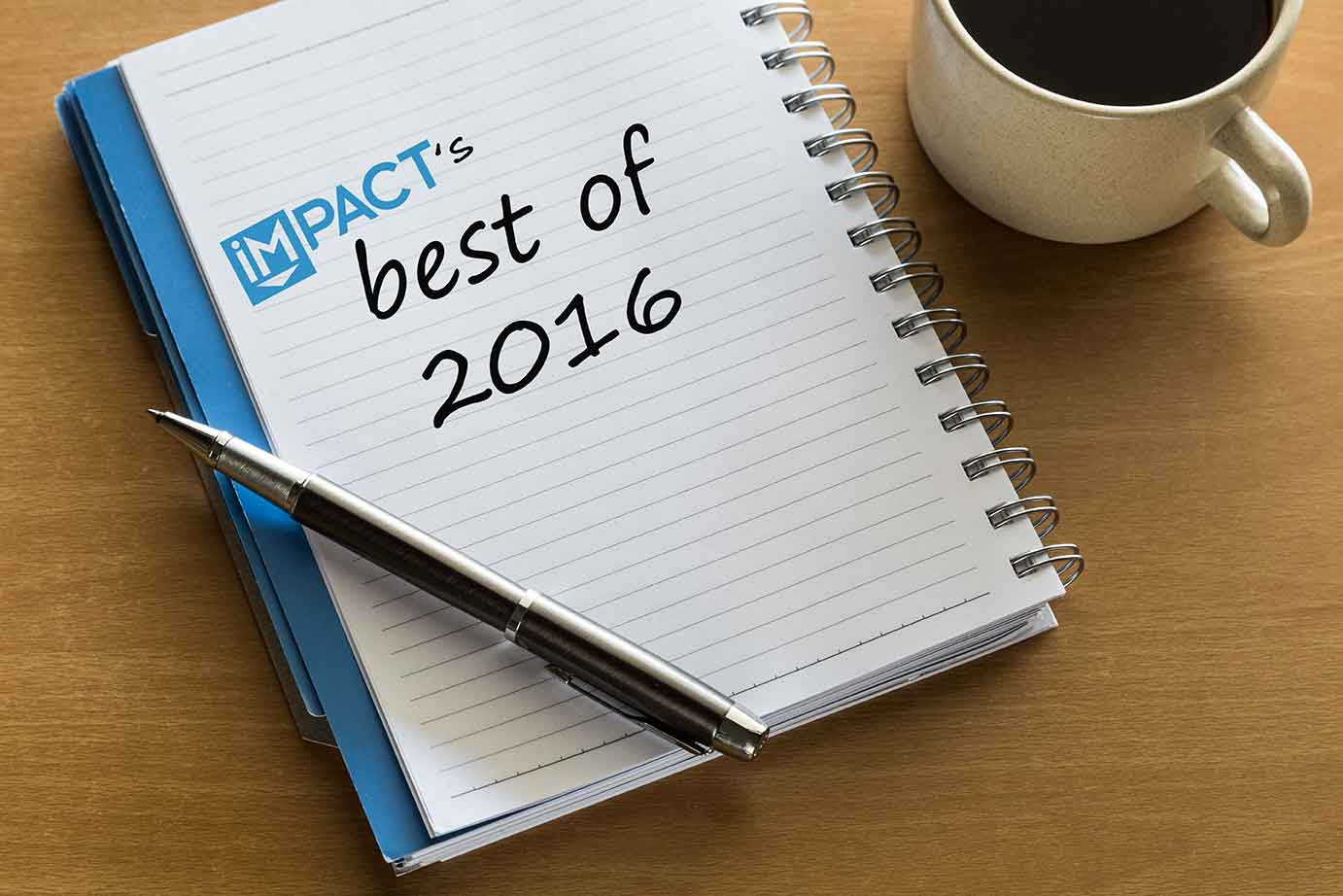 Best of 2016: A Look Back at Our Top 16 Marketing Articles of the Past Year