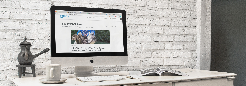 Blog Design Inspiration: 7 Examples of User-Focused Design