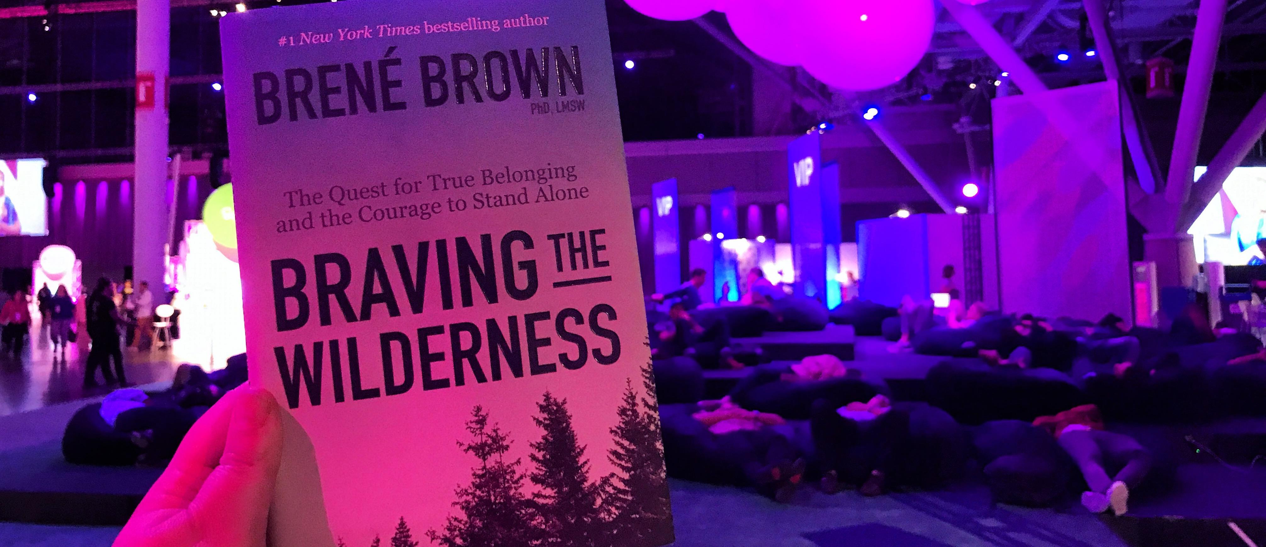 CB Book Club: Braving the Wilderness by Brené Brown (Creator's Block, Ep. 54)