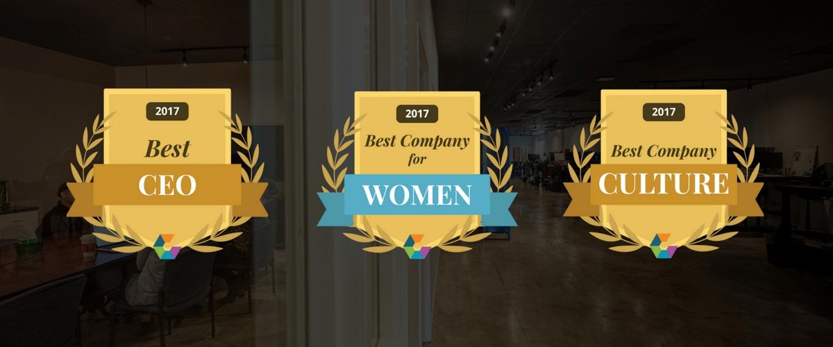 Comparably Named IMPACT a Top SMB for Women & Culture - But it Wasn't Easy.
