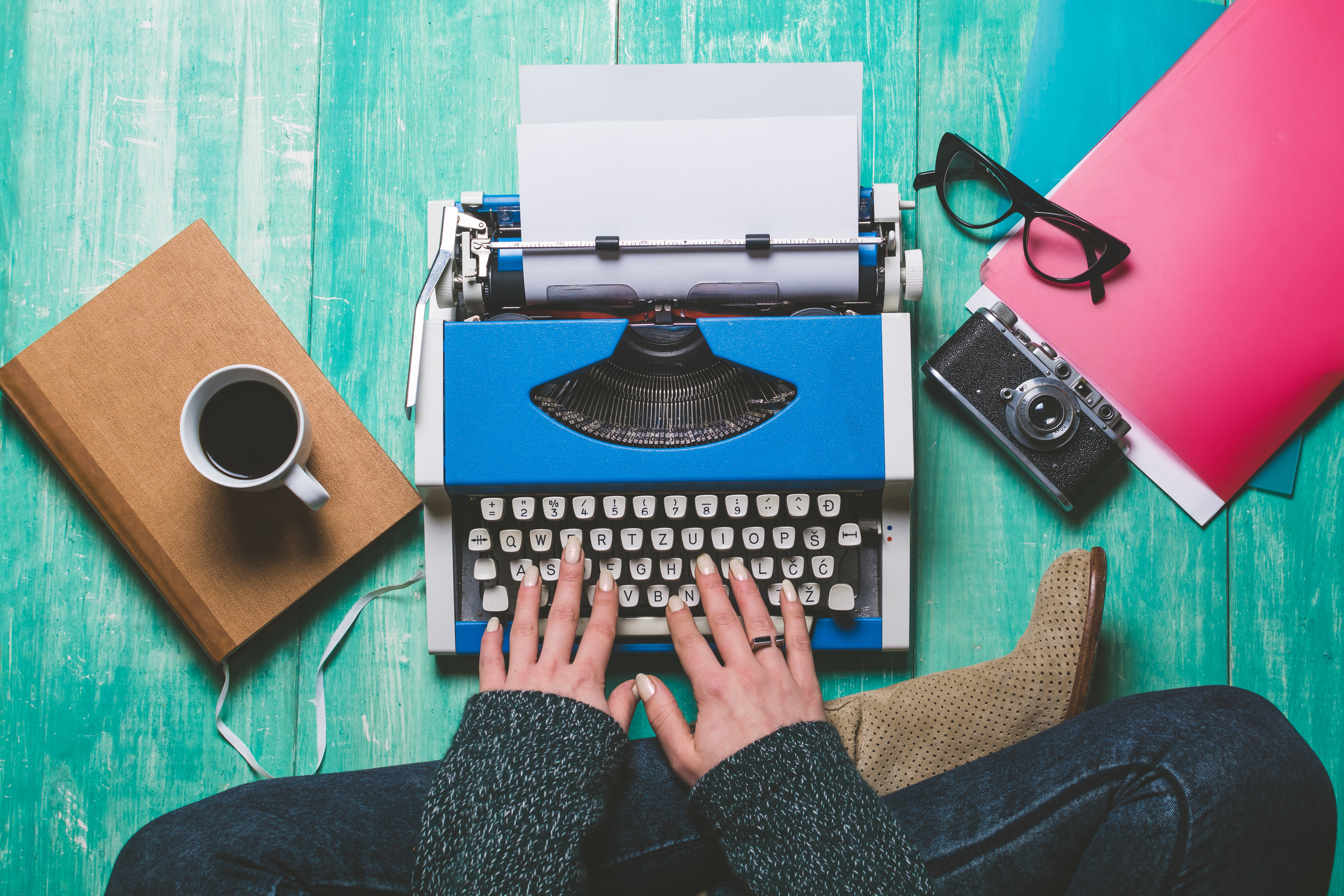 Open Letter: So, You Think Creating Content Is Too Much Work