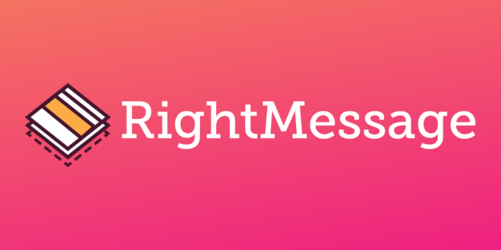 Supercharge Your Website's Relevance With RightMessage's Powerful Segmentation Engine [IMPACT Toolbox May 2019]