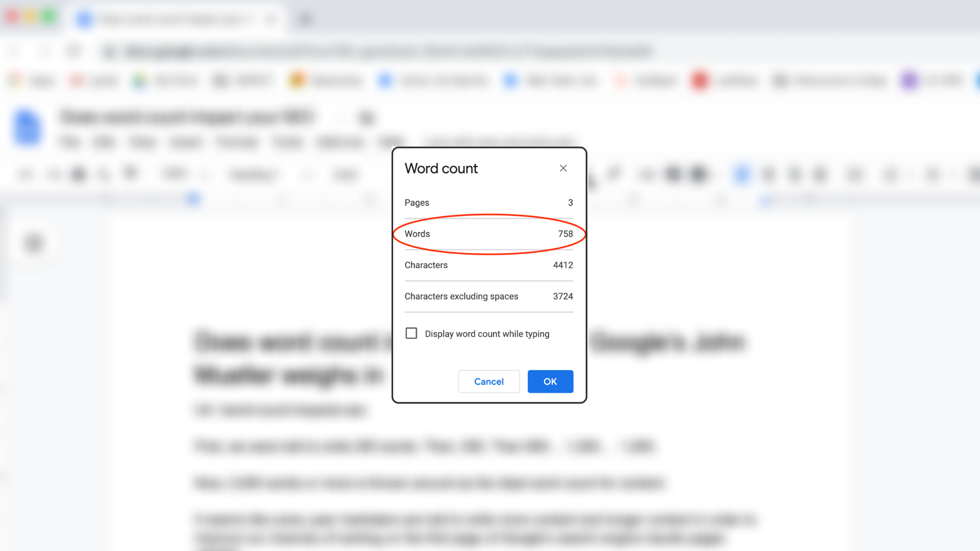 How does word count impact your SEO? Google's John Mueller weighs in