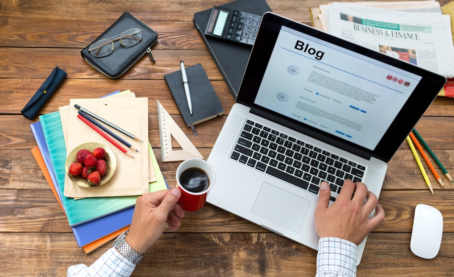 Blogging for Business? Here's Everything You Need to Know.