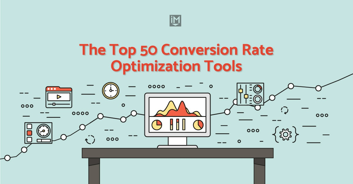 50 Top Conversion Rate Optimization (CRO) Tools for Your Website