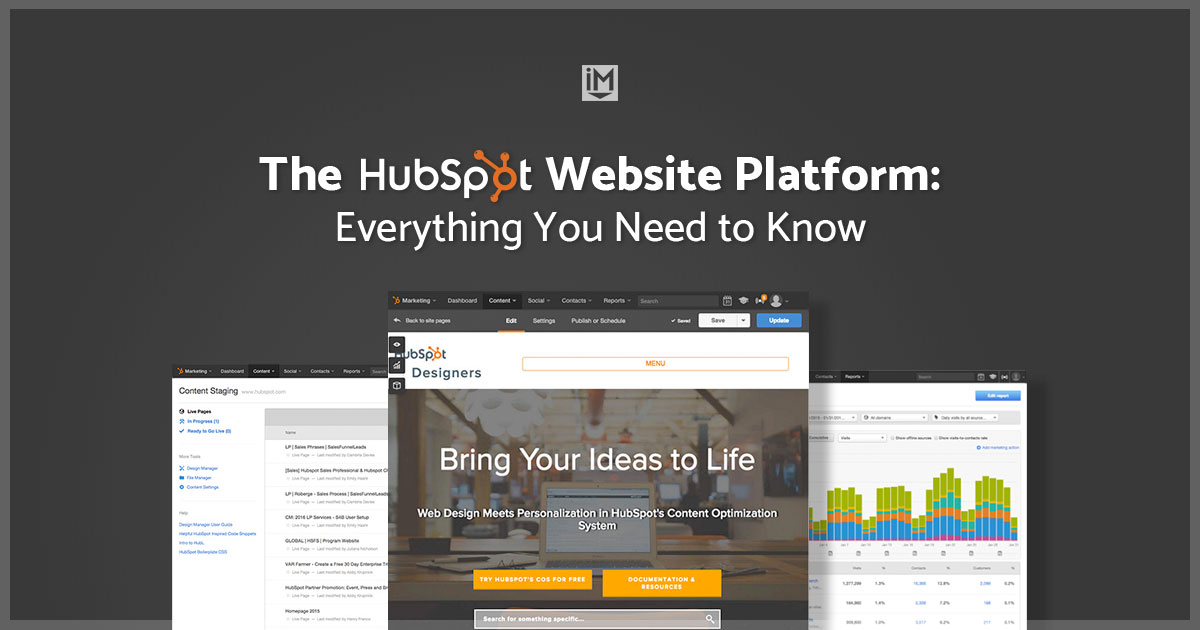 HubSpot COS: The Facts You Really Need to Know About HubSpot's Website Platform
