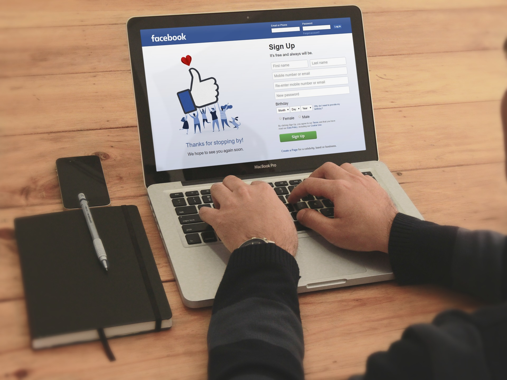 Facebook Marketing in 2016: How to Optimize it for Your Business [Infographic]