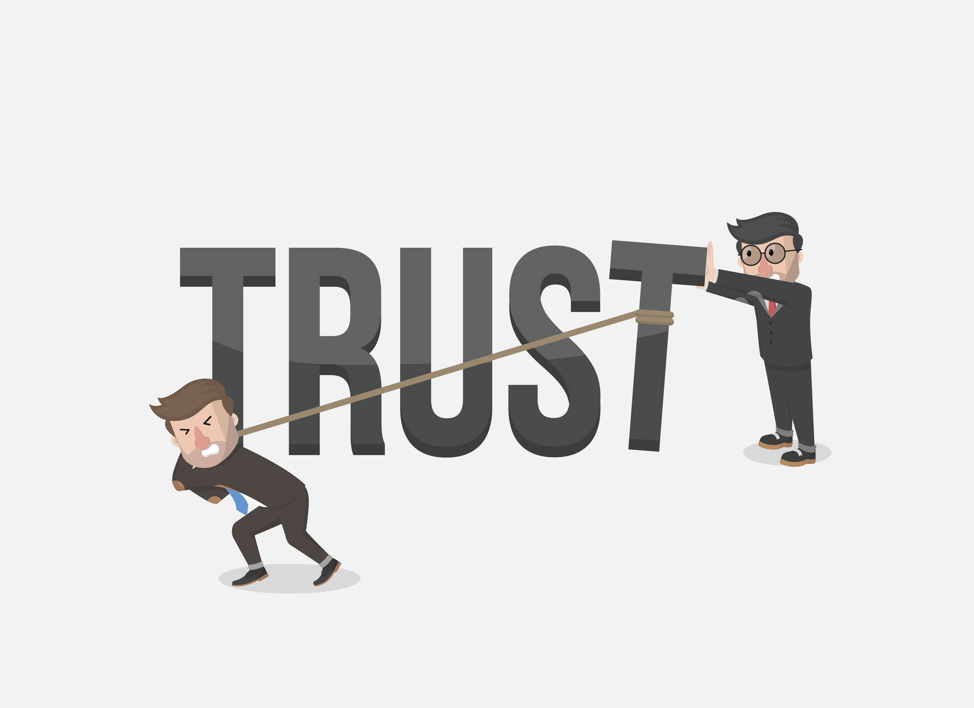 The 5 Keys to Winning Your Prospective Client's Trust
