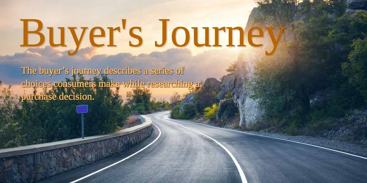 Definition of The Buyer's Journey [In Under 100 Words]