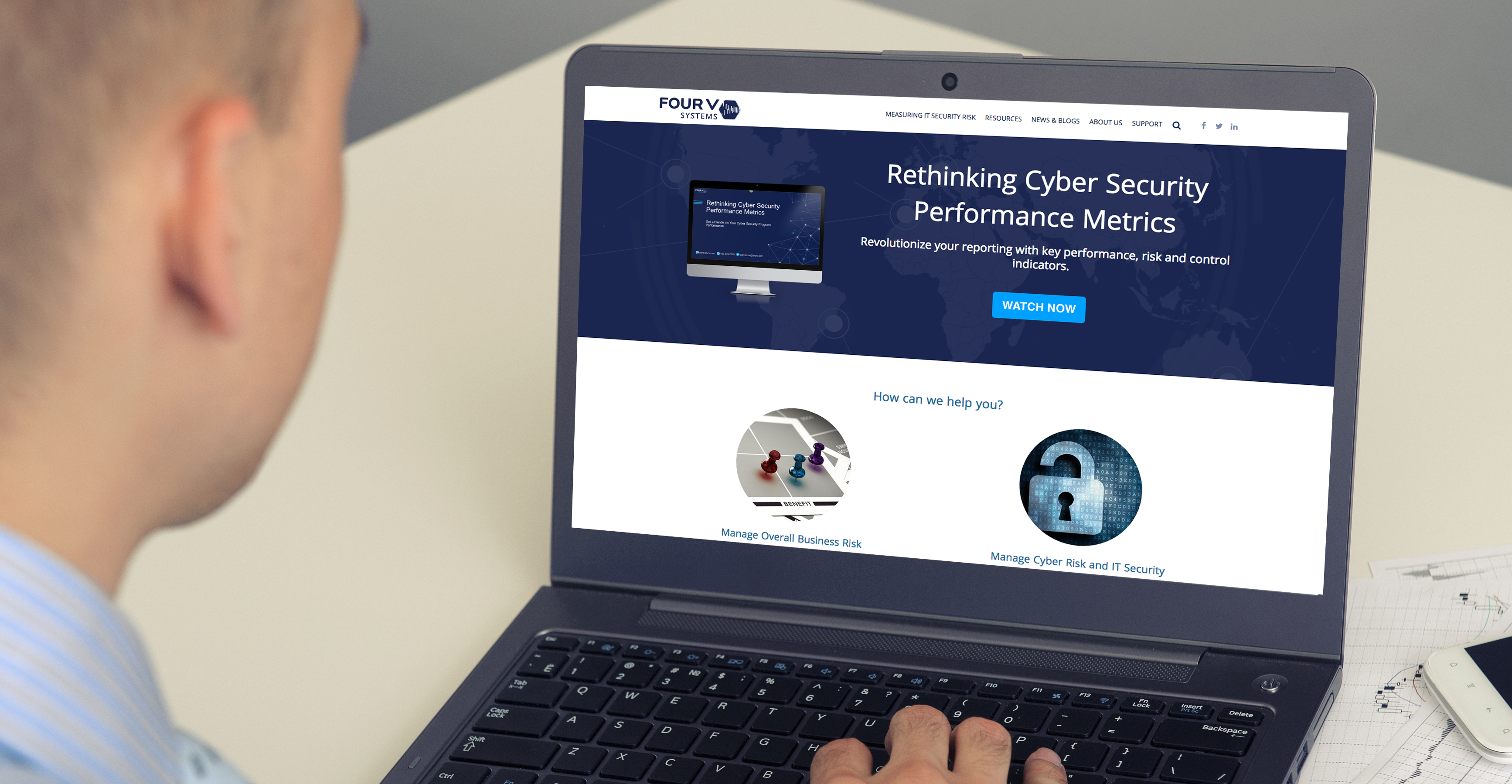 Cyber Security Firm Saw 450% Increase in Leads with HubSpot in First 90 Days
