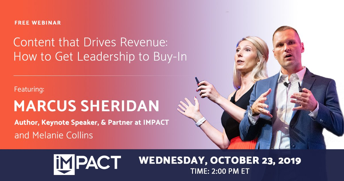 Content that Drives Revenue: How to Get Leadership to Buy-In
