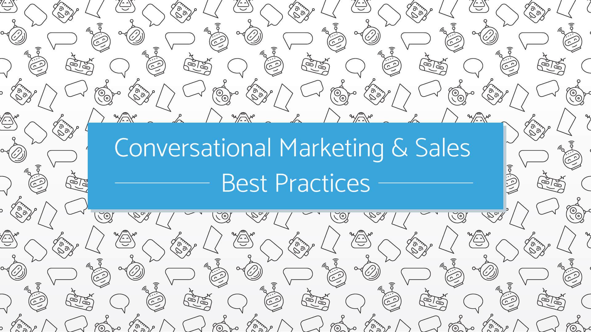 conversationalmarketingbestpractices