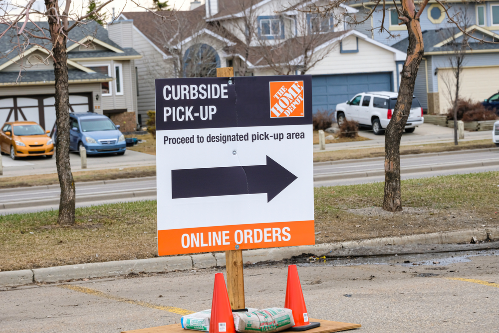 Google announces 'curbside pickup' option for Local Inventory Ads