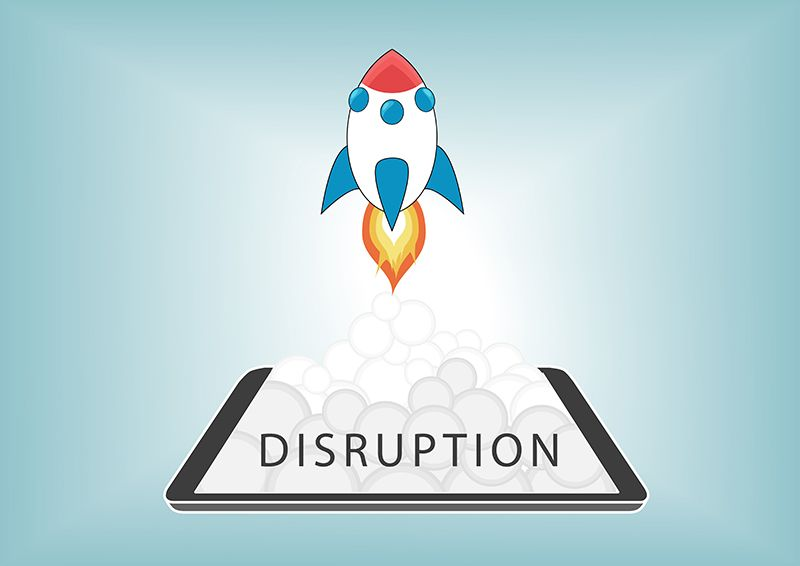 5 Secrets to Disrupting Your Industry and Embracing New Technology