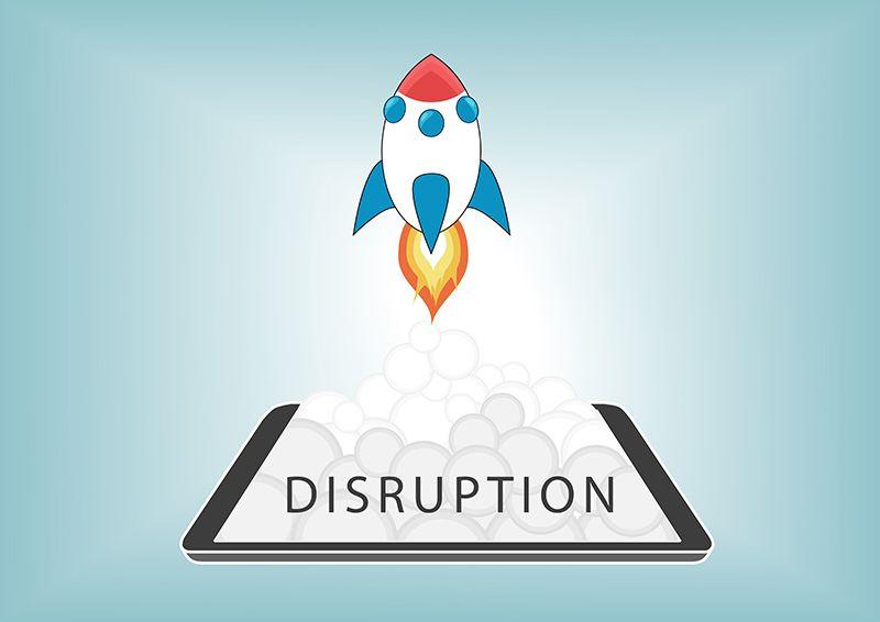 Digital Disruption: Cause and Effect   Whispir