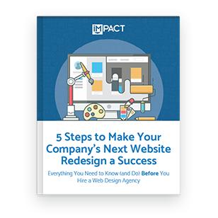 Website Redesign Success