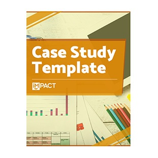Inbound Marketing Ebook - Case Study Template